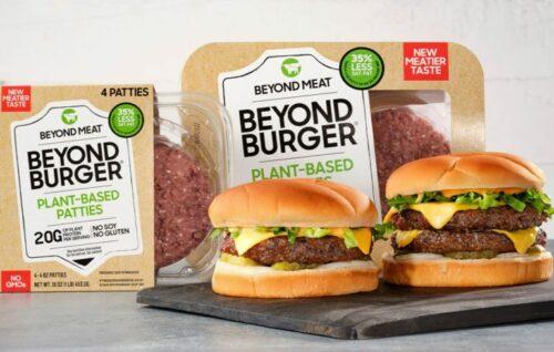 Vegan Stocks: Beyond Meat