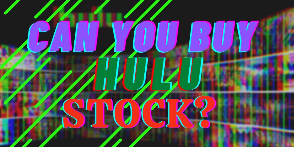 Hulu stock featured