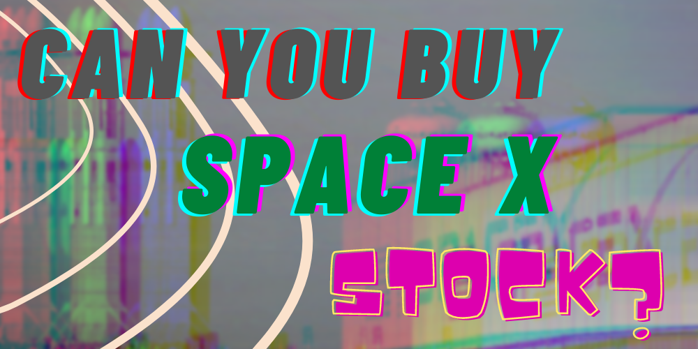 Spacex stock featured