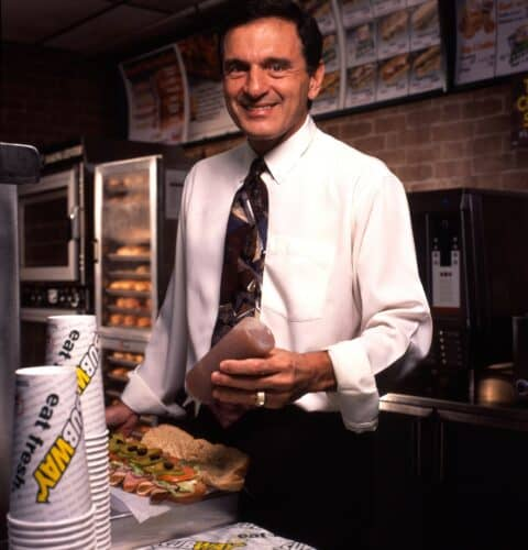 Subway stock: Fred Deluca