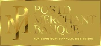 Postd Merchant Bank logo