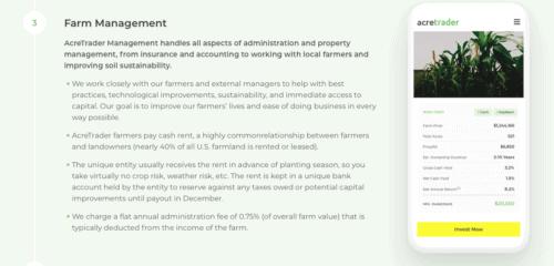 AcreTrader Review farm management