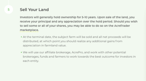 AcreTrader Review sell land