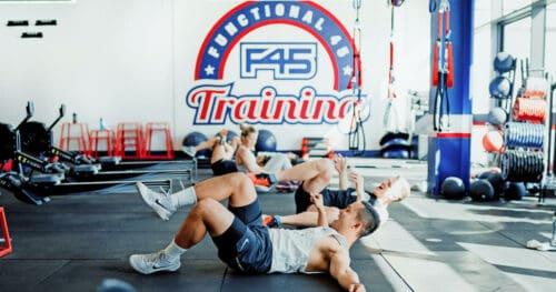 Best gym stocks F45 training