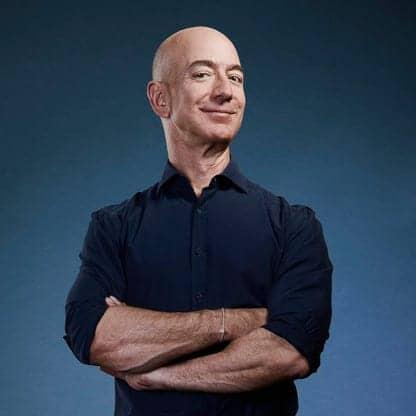 Blue Origin Stock: Jeff Bezos