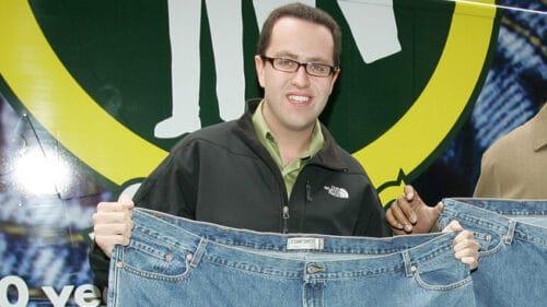 Subway stock: Jared Fogle