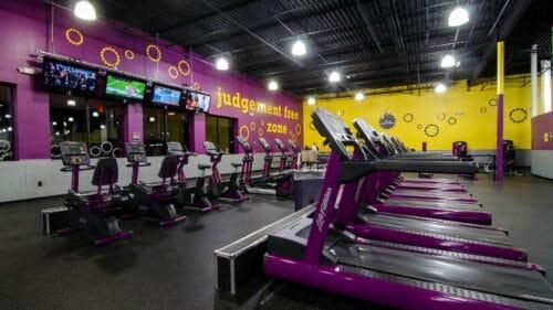 Best gym stocks planet fitness