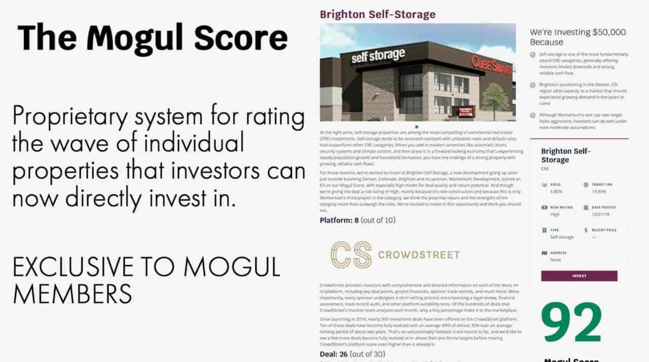 Millionaires Mogul Review Mogul score