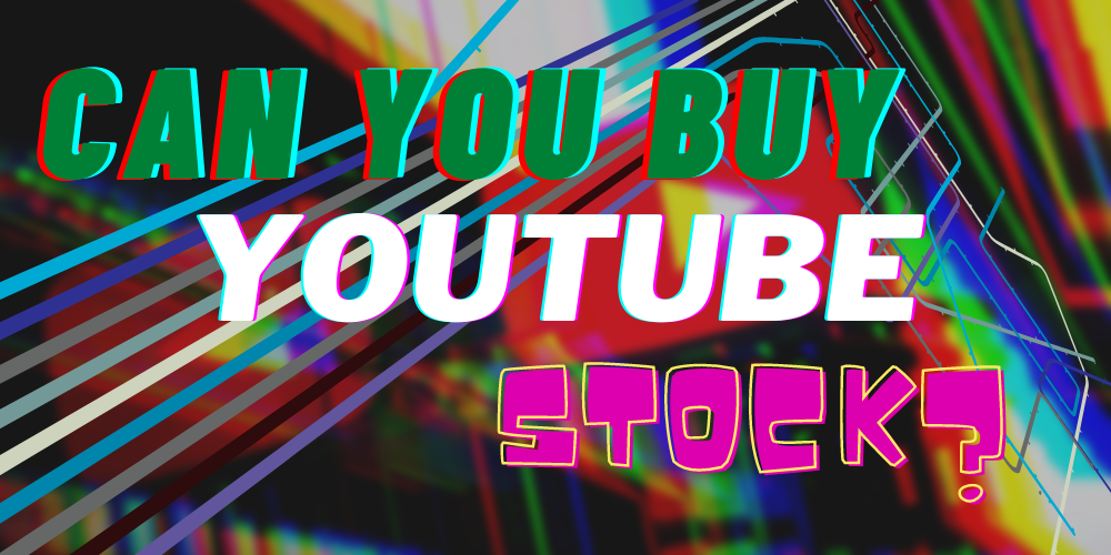 Youtube stock featured