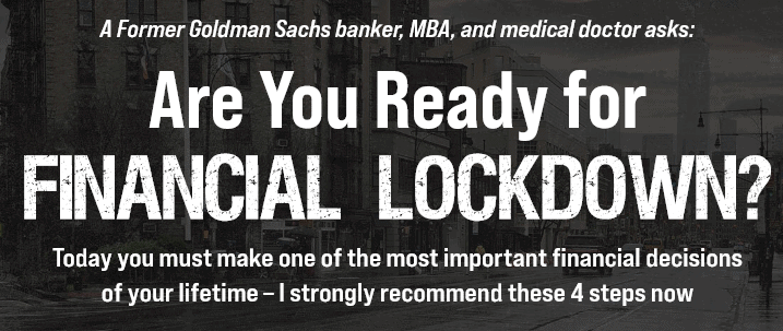 financial lockdown review