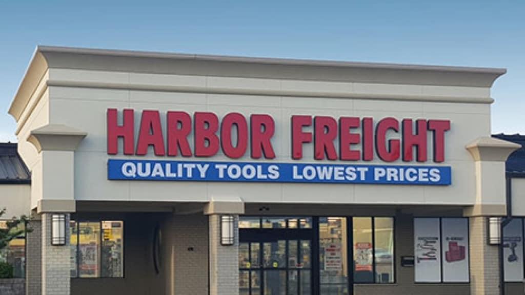 Harbor Freight stock