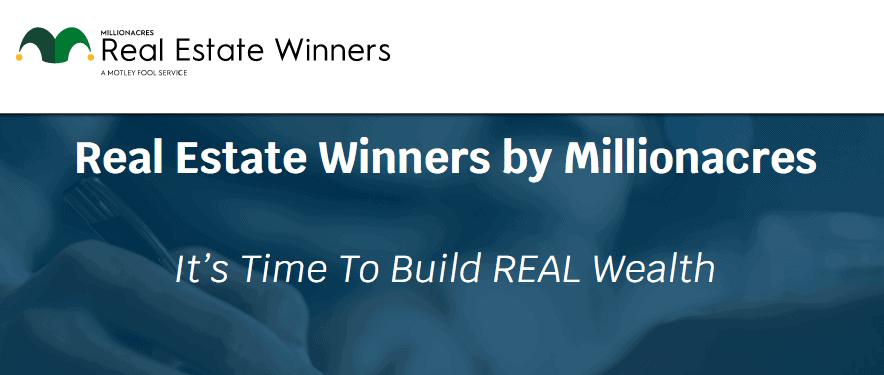 Millionacres Real Estate Winners Review