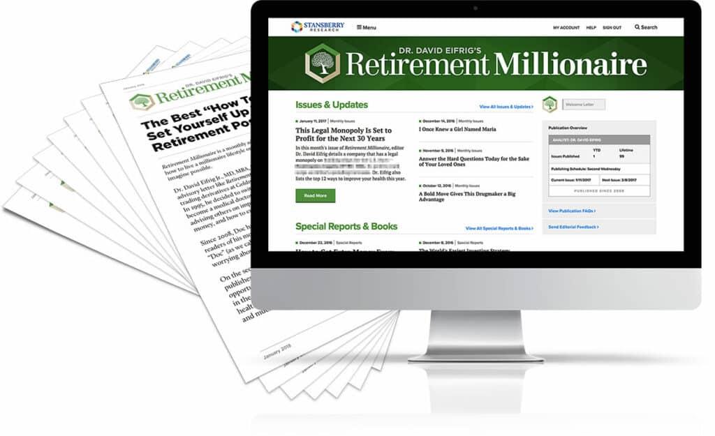 retirement millionaire contents