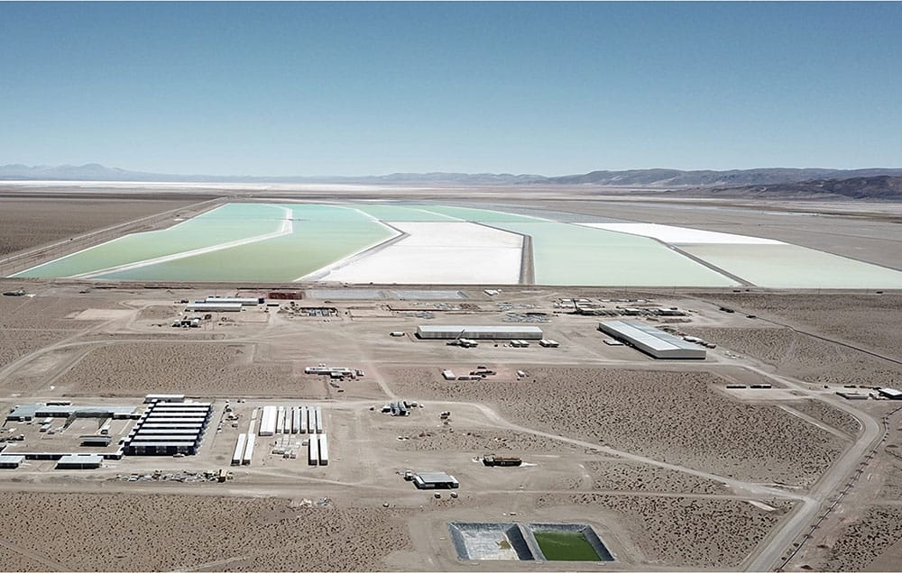 best lithium stocks