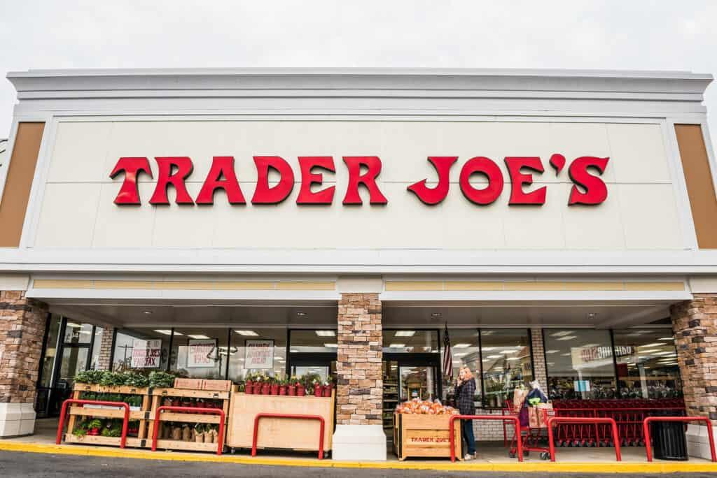 Trader Joes stock