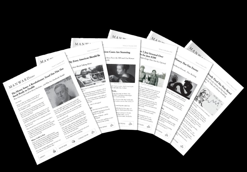 manward letter newsletter review