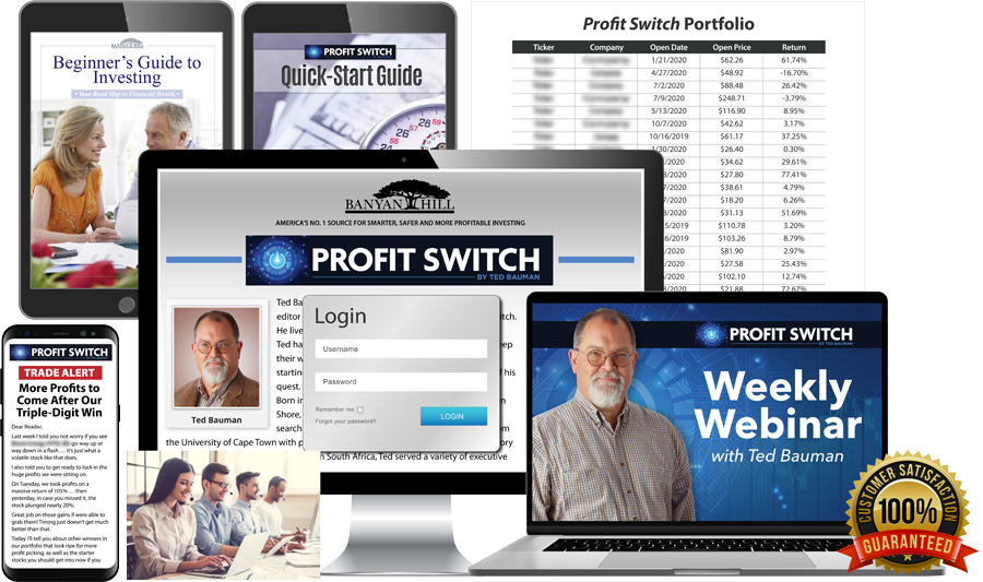 profit switch review features