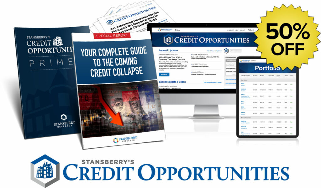 stansberrys credit opportunities review