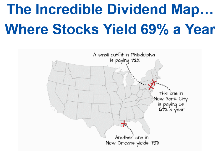 dividend map review
