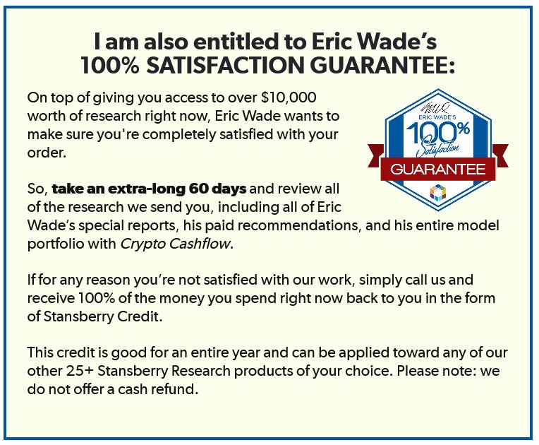 eric wade guarantee review