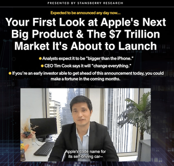 visionary investor review