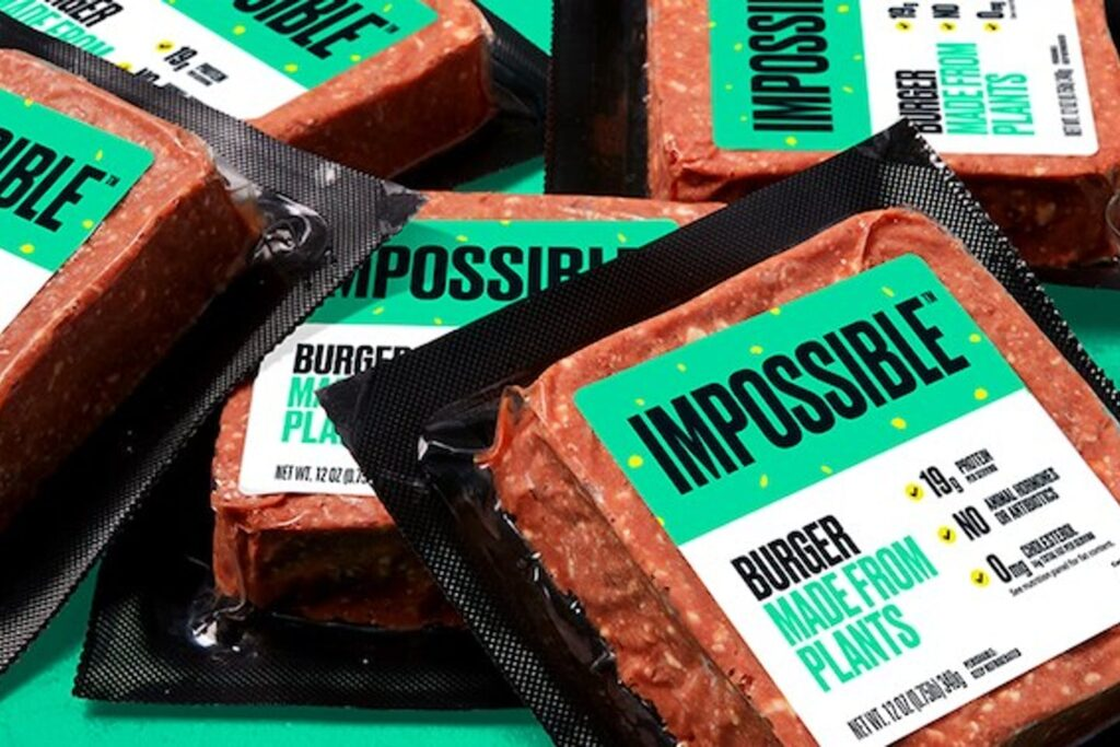 Impossible Foods stock