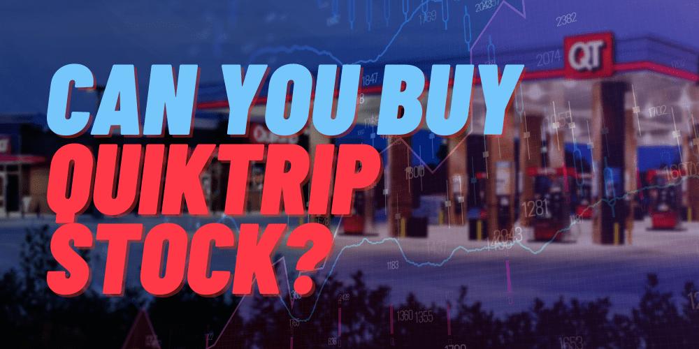 quiktrip stock