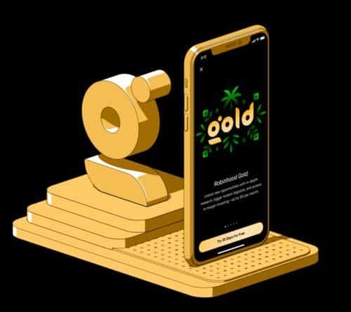 Gold Robinhood