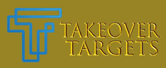 takeover targets logo